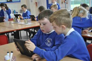 Games help learning primary class
