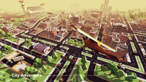 City Simulator Games Based learning resource