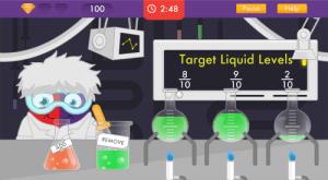 MixingFuel fractions game