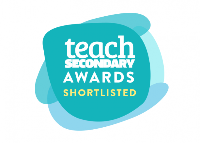 Teach Secondary Shortlist Catch-up Numeracy with Emile as Product of the Year 1
